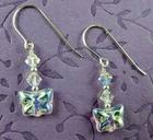Dancing Butterfly Earrings