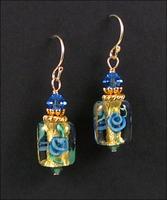 Floral Fantasy Earrings