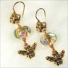 Image Pretty Pollinator Earrings
