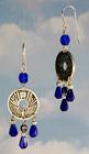 Tibetan Sen Earrings