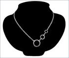 Celestial Circles Necklace