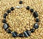Banded Bead Bracelet