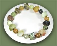 Flowering Jade Bracelet