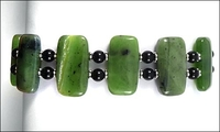 Jade Blossom Bracelet