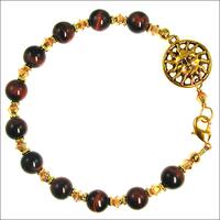 Tiger Eye Golden Sunshine Bracelet