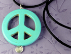 Peaceful Pendant Necklace