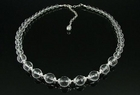 Classy Quartz Necklace