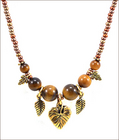 Fall's Great Harvest Necklace