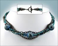 Druzy Nightlife Necklace