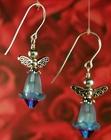 Bluebell Fairy Earrings