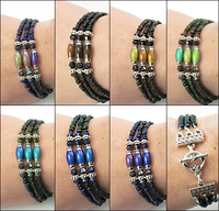 Mood Bead Bling Bracelet for All Seasons