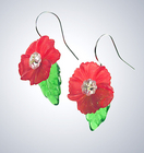 Touch of Holly Earrings