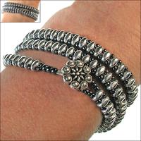 SuperDuo Zippy Wrap Bracelet