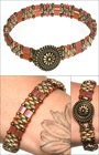 Image Bali Blossom SuperDuo & Tila Bracelet
