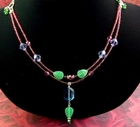 Spring Sparkler Necklace