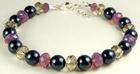 Crystallized Swarovski Elements Winter Skies Bracelet