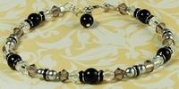 Little Black Dress Bracelet