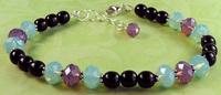 Opalescence Crystal Bracelet