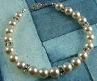 Classic Wedding Bracelet