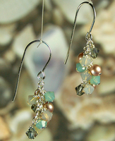 Oregon Seafoam Earrings