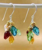 Holiday Sparkle Earrings