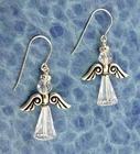 Artemis Angel Earrings