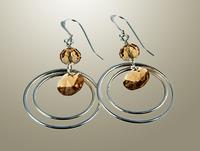 Circles Among Circles Earrings