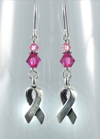 Image Give One, Wear One Awareness Earrings