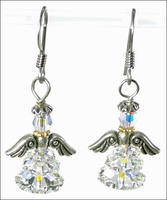 Adorable Angel Earrings