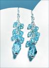 Tropical Waterfall Earrings