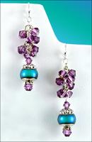 Image Moody Lilac Earrings