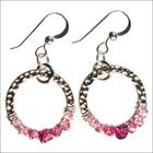 Powerful Pink Earrings