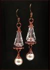Artemis Pearl Earrings