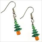 Spruce Tree Earrings
