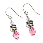 Bunny Delight Easter Earrings