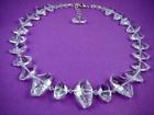 Ice Crystals Necklace