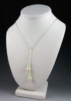 Dew Drop Wedding Necklace