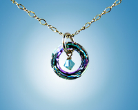 Cosmic Opal Necklace