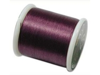 similar to B Nymo dark purple K.O. thread