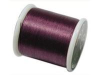 similar to B Nymo dark purple K.O. thread