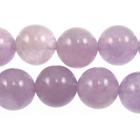 Amethyst 10mm round lavender