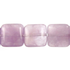Amethyst 12mm square lavender