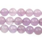 Amethyst 6mm round lavender