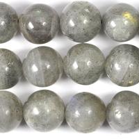 Image Labradorite A 10mm round grey