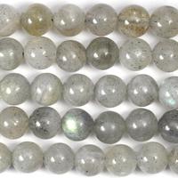 Image Labradorite A 6mm round grey