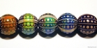 Mirage beads Sea orb 11mm color changing