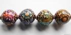 Mirage beads Shangri la 17 x 19mm color changing