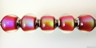 Mirage beads round 10mm color changing