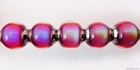 Mirage beads round 9mm color changing