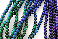 Image Mirage beads round 6mm color changing